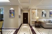 凯旋城118㎡美式风格三居室