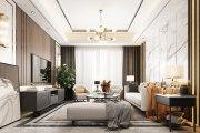 维多利亚135平米现代轻奢风格